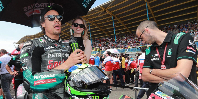 """Franco Morbidelli: """"Me siento confiado de ir a Sachsenring con una Yamaha"""""""