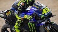 """Valentino Rossi: """"Intentaremos ser competitivos desde el viernes"""""""