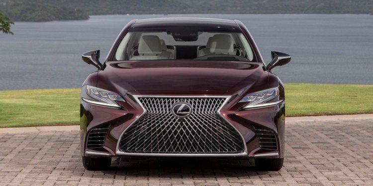 Nuevo Lexus LS 500 Inspiration Series 2020