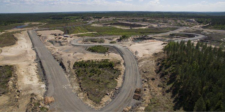 El circuito finlandés de KymiRing, listo para albergar los test de MotoGP en agosto