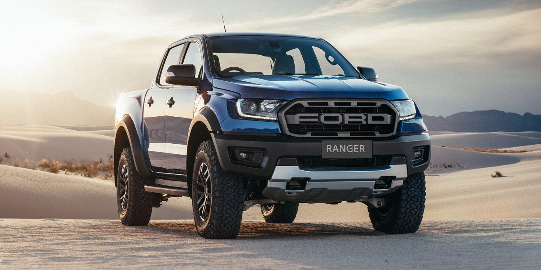 Nueva tecnología inteligente en los cinturones de seguridad de la Ford Ranger