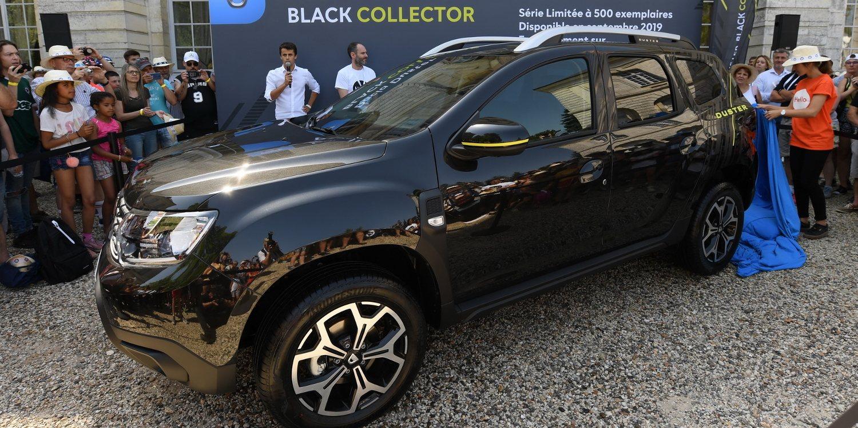 Dacia lanza en Francia el Duster Black Collector