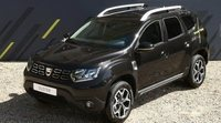 Dacia lanza en Francia el Duster Black Collector
