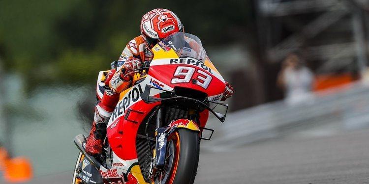"Marc Márquez: ""Espero a las Yamaha, pero más a Viñales que a Quartararo"""
