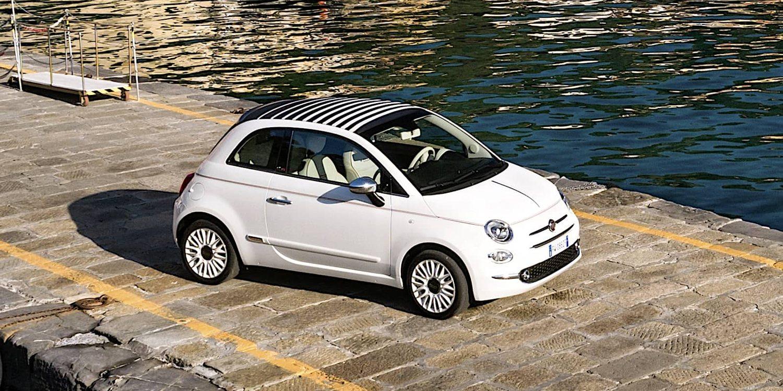 Fiat celebra su aniversario con el 500 Dolcevita