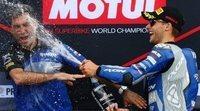"""Jules Cluzel: """"Ahora estamos de vuelta en el escalón más alto del podio"""""""