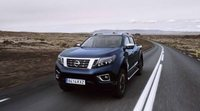 Nissan aplica mejoras en la pick-up Navara