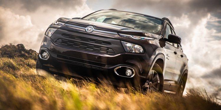 La nueva pick-up RAM 1000 llega a Perú
