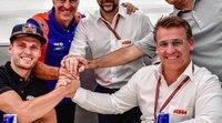 Brad Binder da el paso a MotoGP con el Red Bull KTM Tech3
