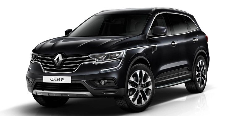 Renault Koleos Formula Edition