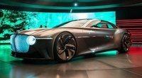 He aquí una vista del futuro gracias al nuevo Bentley EXP 100 GT