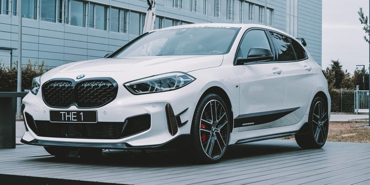 El BMW M135i de M Performance