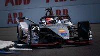 Eprix de Nueva York de la Fórmula E, carrera sabatina