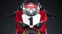 Deslumbrante Ducati Panigale V4 25° Aniversario 916
