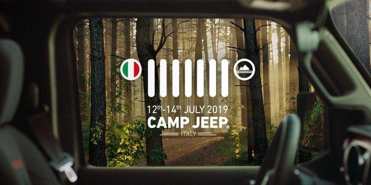 He aquí todo lo referente al Jeep Camp 2019