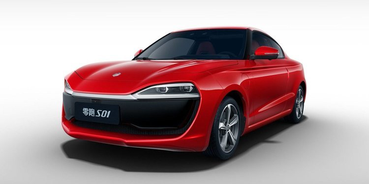Leap Motor S01, un atractivo coupé eléctrico