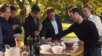 """DAZN estrena """"La cena de los Campeones"""", su segunda serie documental"""
