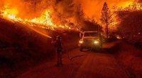 Qué hacer si nos topamos con un incendio en las vías