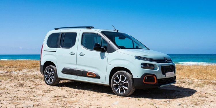 Citroën presentó el Berlingo 100 años