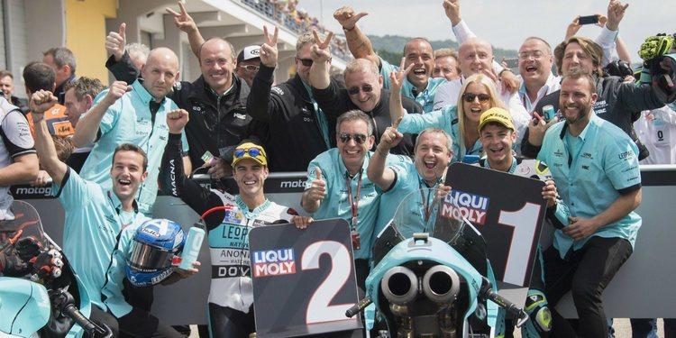 Una vez más, el Leopard Racing no decepciona