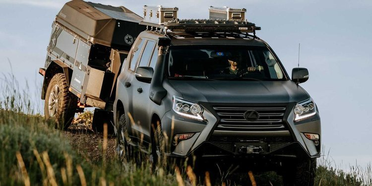 Lexus GX Off-Road Concept