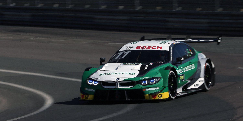 Marco Wittmann se impone al dominio de Audi y se lleva la primera pole de Assen