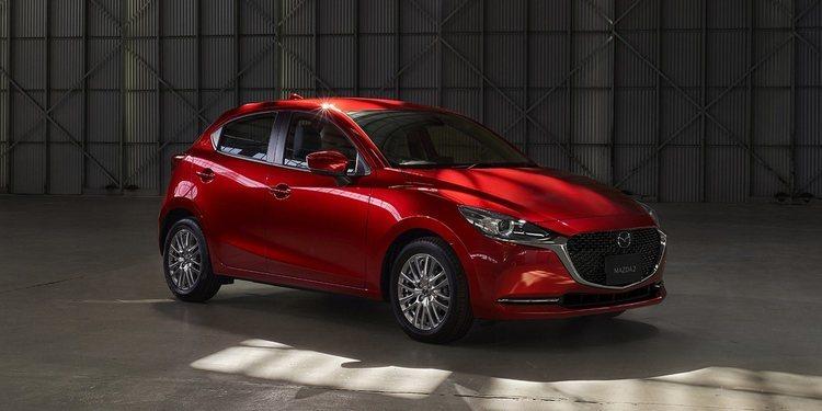 Revelado el Mazda2 2020