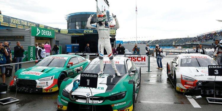 Marco Wittmann se lleva la victoria en Assen
