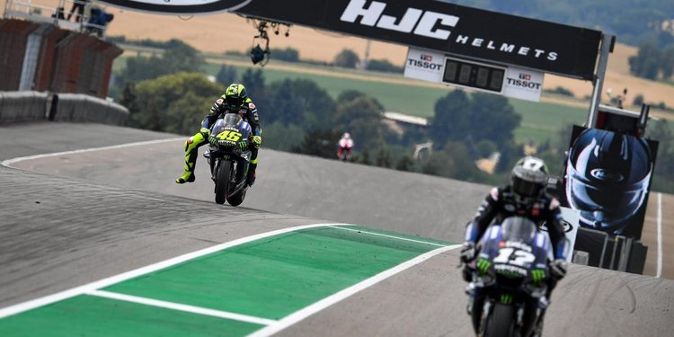 """Graziano Rossi: """"En Brno, Valentino volverá a luchar por el podio"""""""