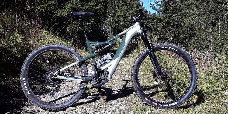 Cannondale tiene dos nuevas bicicletas eléctricas de montaña