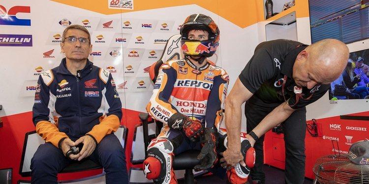 Jorge Lorenzo retrasa su vuelta a los circuitos