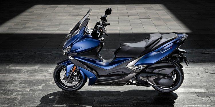 Nuevo Kymco Xciting S 400 2020