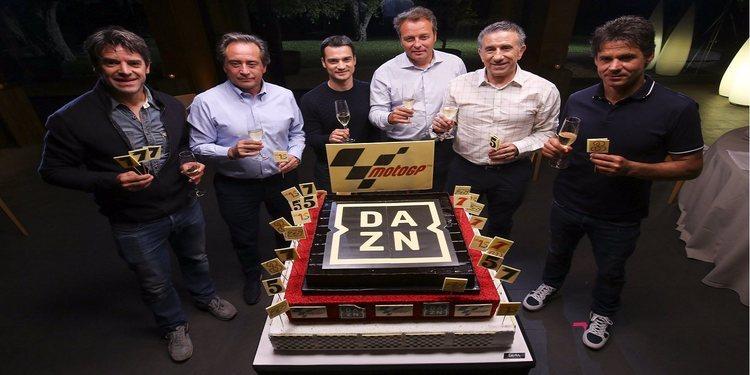 MotoGP 'arrasa' en DAZN durante sus primeros meses en España