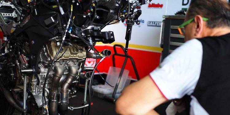 ¿Cuántos motores nuevos pueden utilizar los pilotos del WorldSBK lo que resta de temporada?