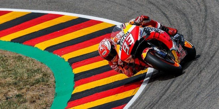 """Freddie Spencer, sobre Márquez: """"Tiene la habilidad de manipular la moto"""""""