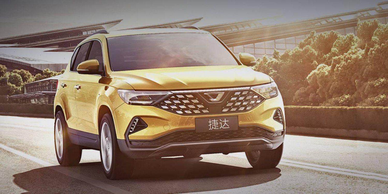 Jetta lanza su primer SUV en China, el VS5