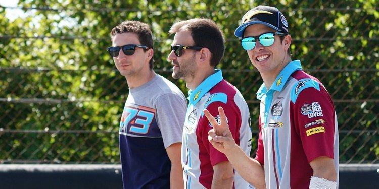 """Álex Márquez: """"Mis opciones pasan por quedarme en Moto2 el año que viene"""""""