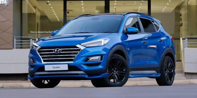 Nuevo Hyundai Tucson Sport para Sudáfrica