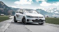 El Volkswagen Golf GTI TCR es más potente con ABT