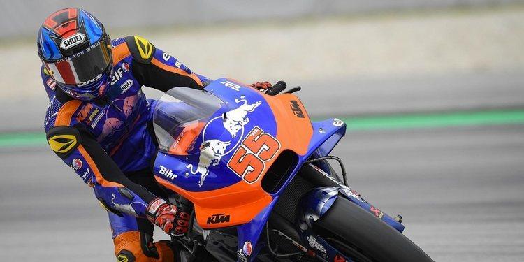 """Hafizh Syahrin: """"Intentaré entender mejor la moto"""""""