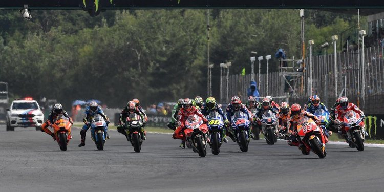 Vuelta al Autódromo de Brno