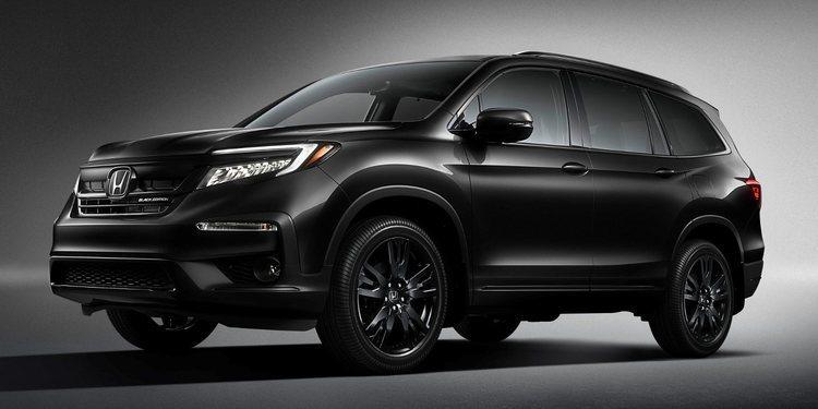 Nuevo Honda Pilot Black Edition 2020