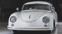 El extravagante Porsche 356 limusina a subasta
