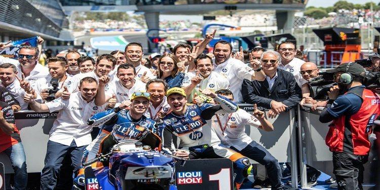 Lorenzo Baldassarri y Augusto Fernández continuarán en el Pons Racing