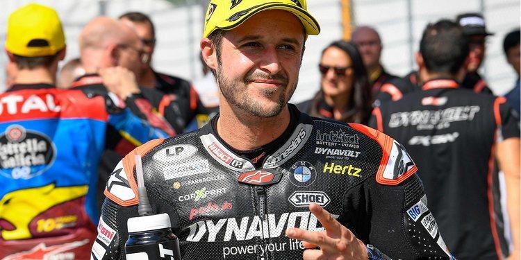 """Thomas Luthi: """"Brno se adapta a mi estilo de pilotaje"""""""