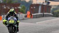 """Valentino Rossi: """"Quiero tener un buen fin de semana, necesitamos un buen resultado"""""""