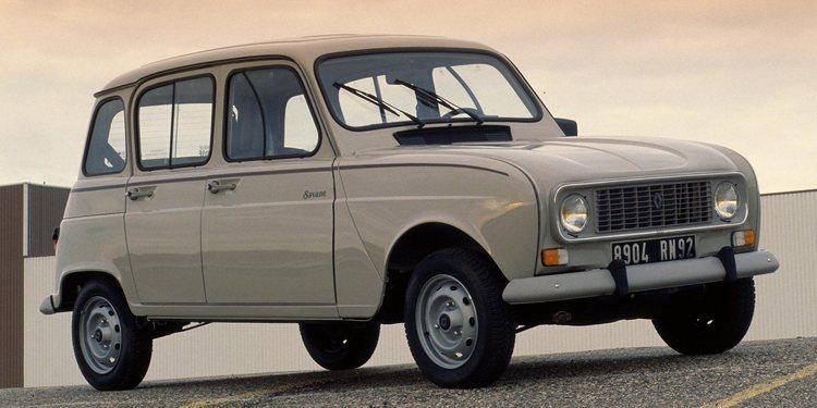 Aprendiendo de la historia del Renault 4L