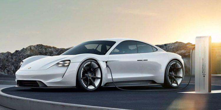 Porsche Taycan el primer deportivo eléctrico en llegar a España
