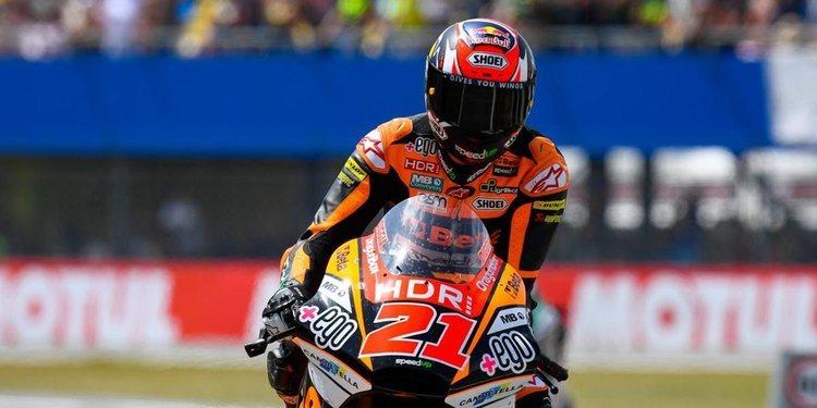 Di Giannantonio lidera el viernes de entrenamientos en Brno