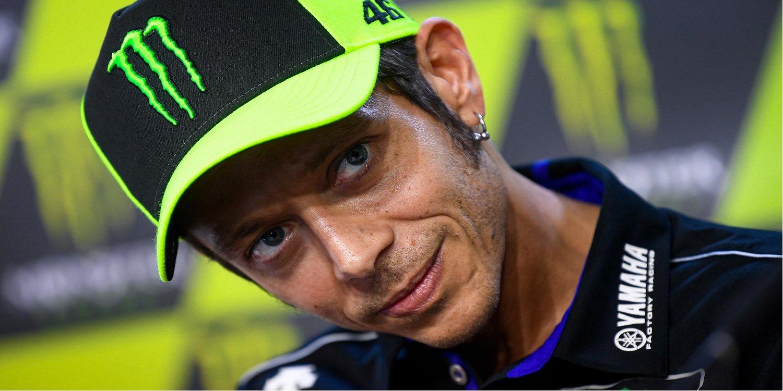 """Valentino Rossi: """"Correré el año que viene y eso nadie lo ha puesto en duda"""""""
